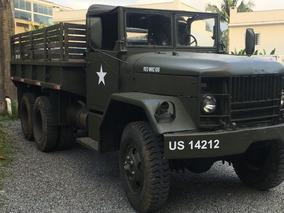 Caminhão Militar¨6x6