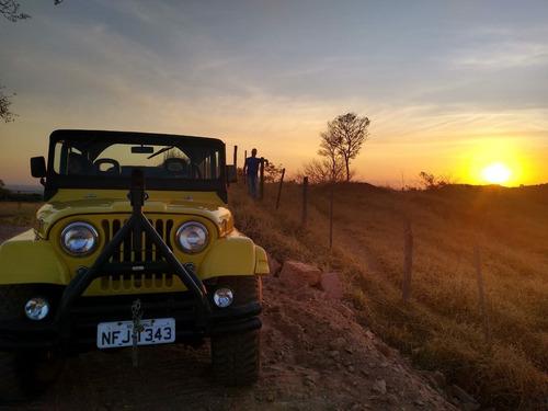 Jeep Willys 4x4 Gasolina
