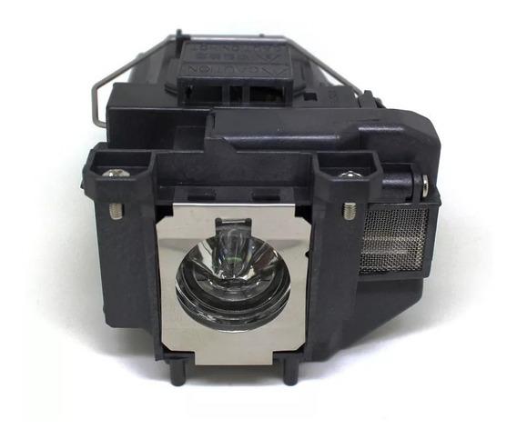Lâmpada Projetor Epson S11 S12 S12+ W12 X14+ Elplp67 C/case