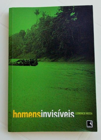Livro: Homens Invisíveis