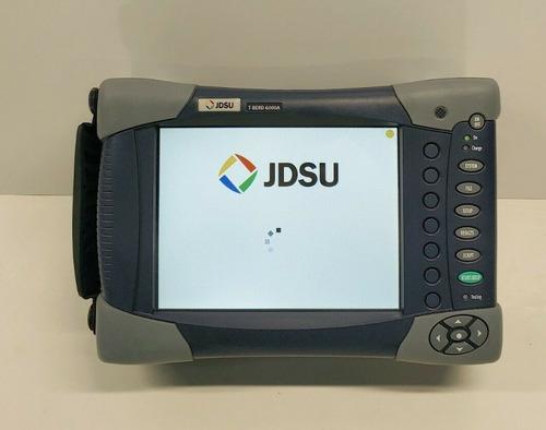 Jdsu T-berd Tb 6000a 10g  Testador De Rede De Fibra Óptica