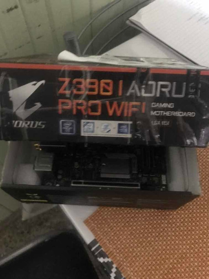Mother Aorus Z390i Pro Wifi Pines Roto
