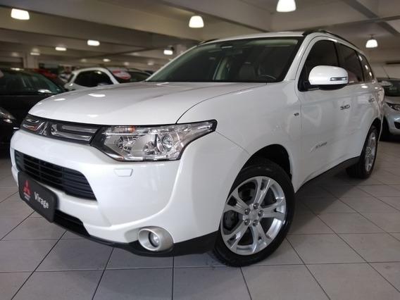 Outlander 3.0 Gt 4x4 V6 24v Gasolina 4p Automático 99000km