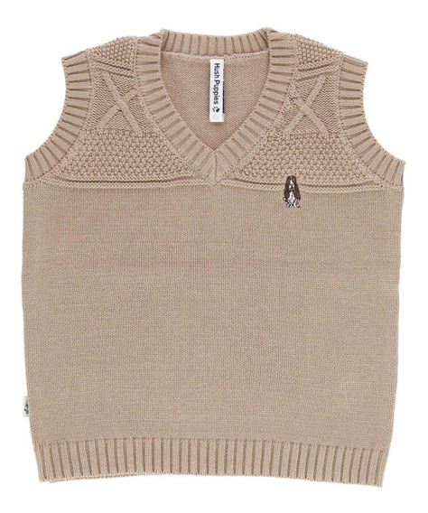 Sweater Algodón Bs19-swt/tucan Khaki Hush Puppies Kids