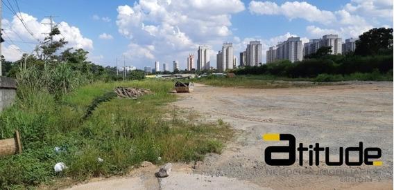 Áreas De 5.000 A 25.000 M² Para Locação R$ 3,00m² Em Barueri - 3459