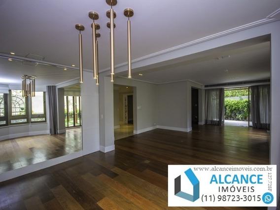 Apartamento Alto Padrão Com 6 Dormitórios 4 Suítes E 6 Vagas - Alto De Pinheiros /sp - Próximo Ao Parque Villa-lobos | Alcance Imóveis - Ap00189 - 34266612
