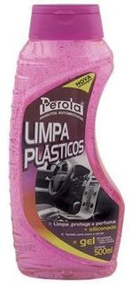 Protector Y Limpia Plásticos, Cuero Y Viniles Pérola