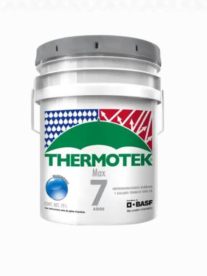 Impermeabilizante Thermotek Fibratado 7 Años