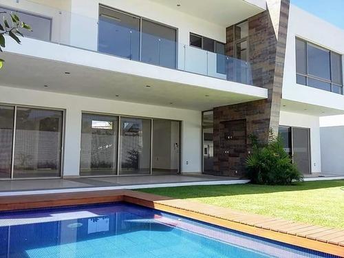 Espectacular Residencia En Venta En Vista Hermosa Cuernavaca