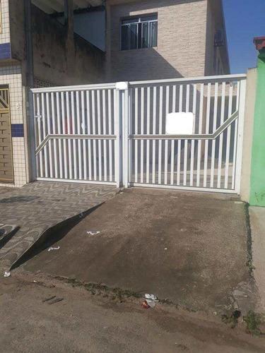 Casa De Condomínio Com 2 Dorms, Parque Continental, São Vicente - R$ 185 Mil, Cod: 956 - V956
