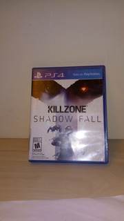 Juego Ps4: Killzone Shadow Fall