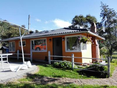 En Venta, Casa Finca, En Via Zipa-pacho