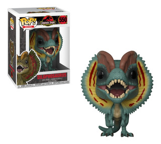 Funko Pop Jurassic Park Dilophosaurus 550 Jurassic World