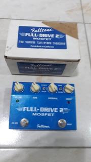 Pedal Guitarra Fulltone Full-drive 2 Mosfet