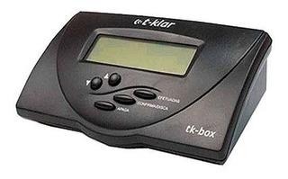Identificador De Chamadas Bina T-klar Tk-box Preto