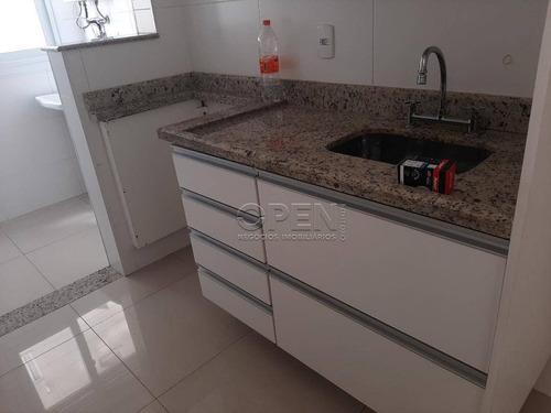 Apartamento Com 2 Dormitórios Para Alugar, 57 M² Por R$ 2.100,00/mês - Jardim - Santo André/sp - Ap12222
