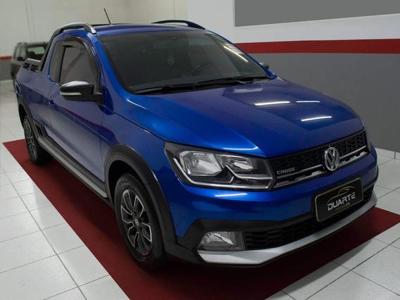 Volkswagen Saveiro Cross 1.6 Ce Manual - Impecável
