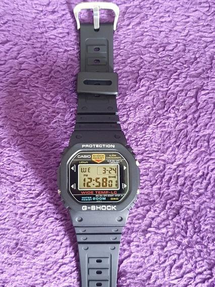 Relógio Casio G-shock Ww 5300 Alta Temperatura, Lindíssimo
