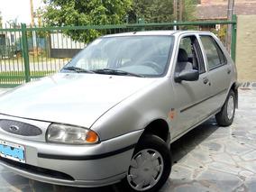 Ford Fiesta 92500 Km Oportunidad 5 Puertas
