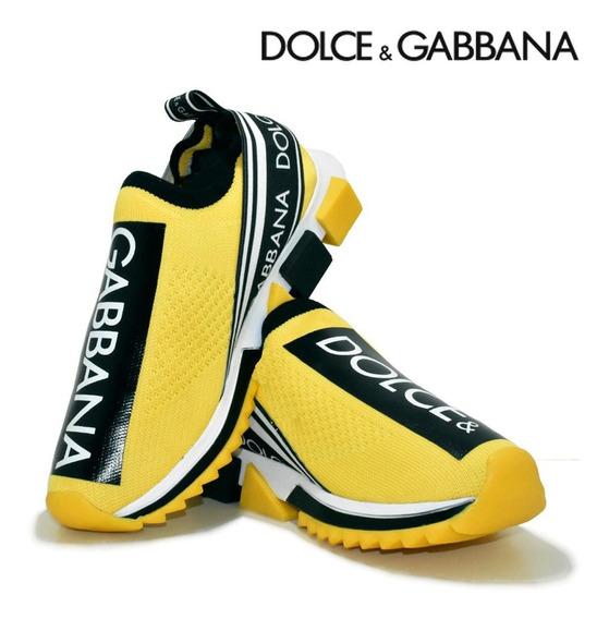 Tênis Dolce & Gabbana Lançamento Mega Promoção- Frete Grátis