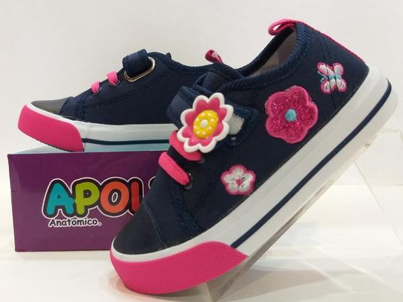 Calzado O Zapatos Para Niñas Apolo