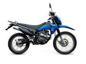 Moto Zanella Zr 150 Lt 0km Enduro Cross Urquiza Motos
