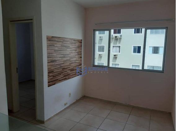 Apartamento Com 2 Dormitórios Para Alugar, 48 M² Por R$ 700,00/mês - Maraponga - Fortaleza/ce - Ap0716