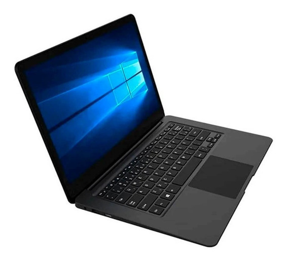 Notebook Legacy Cloud Windows 10 Tela 14 Pol. Intel Quad Cor