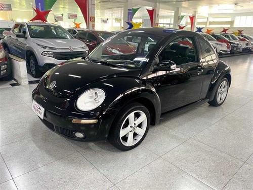 Volkswagen New Beetle 2.0 Mi 8v Gasolina 2p Automático 2007/