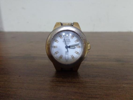 Relógio Feminino Guess Waterpro 50 Mts - Original - Usado