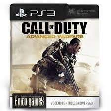 Call Of Duty Advanced Warfare Ps3 Psn Português Envio Na Hr