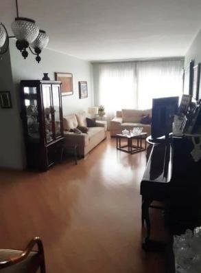 Apartamento À Venda, 136 M² Por R$ 1.250.000,00 - Paraíso - São Paulo/sp - Ap0873