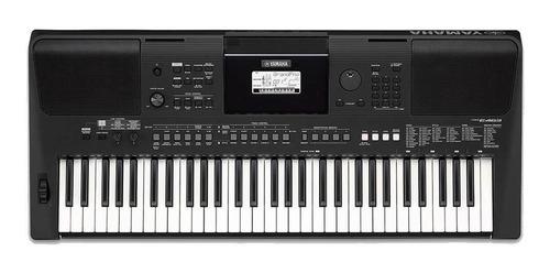 Imagen 1 de 8 de Teclado Organo Yamaha Psre463 61 Teclas Sensitivo + Fuente