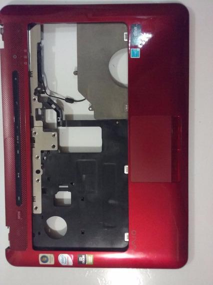 Carcaça Superior Sony Vaio Vermelho Processador Centrino