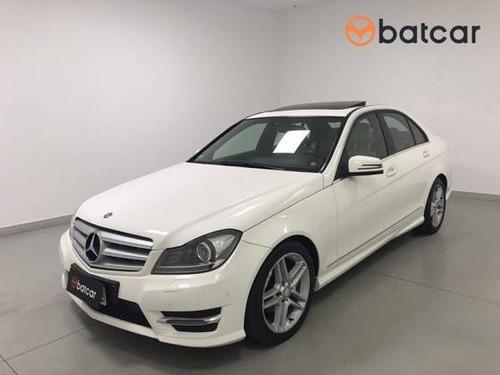 Mercedes-benz C 250 1.8 Cgi Sport Turbo 16v Gasolina 2p