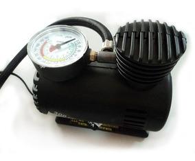 Mini Compressor De Ar 300 Psi 12v Calibrador De Pneus Eletri