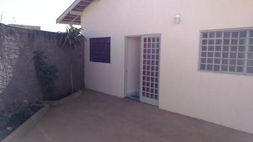 Imagem 1 de 14 de Casa Para Venda Em Araras, Jardim São Luiz, 2 Dormitórios, 1 Banheiro, 2 Vagas - V-119_2-558873