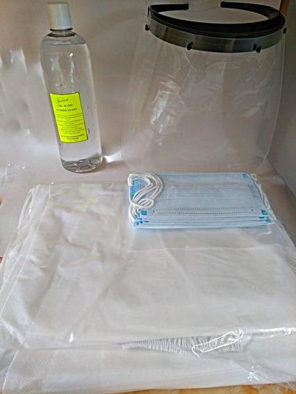 Kit Seguridad Medico 4 Turbasa