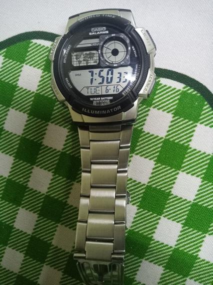 Relógio Casio Ae1000wd Bem Comservado