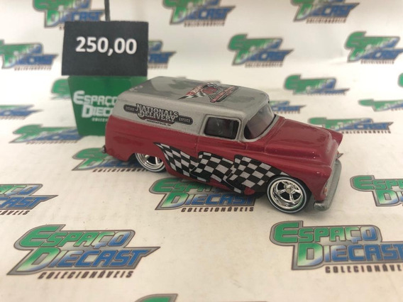 55 Chevy Panel 2013 Nationals Convention Hot Wheels Loose