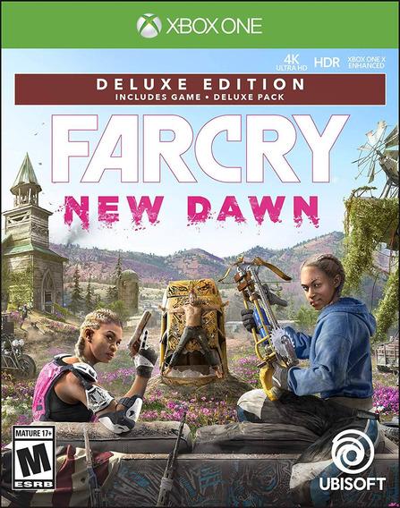 Far Cry New Dawn Xbox One Midia Digital Envio Imediato