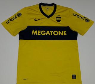 Camisa Do Boca Juniors 2008 / 2009 100% Original Nike - By
