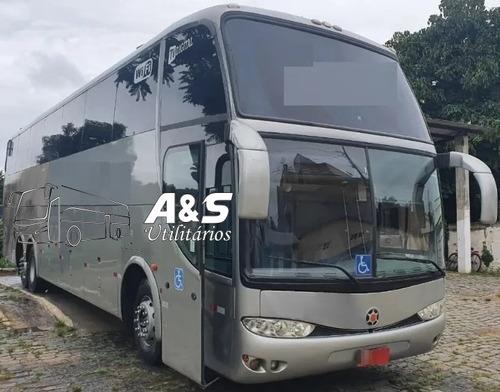 Imagem 1 de 9 de Paradiso Ld 1550 Ano 2004 Scania K-124 Leitao 28 Lug Ref 508