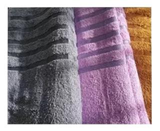 Juego Toalla Baño Y Mano Varios Colores 100% ALG