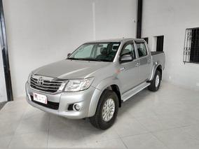 Toyota Hilux Cd 4x2 Sr 2.7 16v 2015