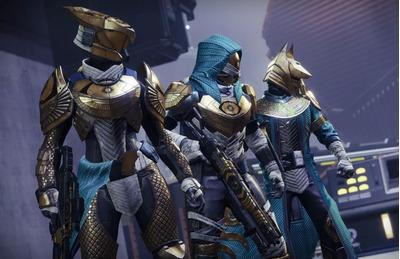 Desafio De Osiris Ps4-pc