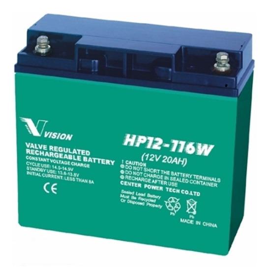 Bateria Vision Hp12-116w 12 V 20 Ah, Motos Agua - La Plata