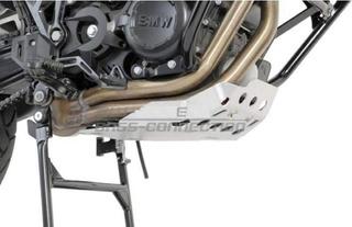 Cubre Carter Aluminio Sw Motech Bmw F800 Gs 08/11