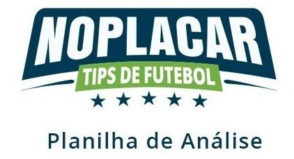 Noplacar Planilha De Cantos (escanteios) - Trader Esportivo