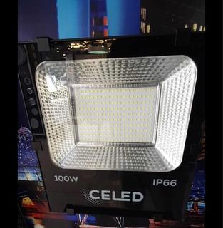 Lampara Ahorradora Reflector Led 100w 85v-265v Ip67